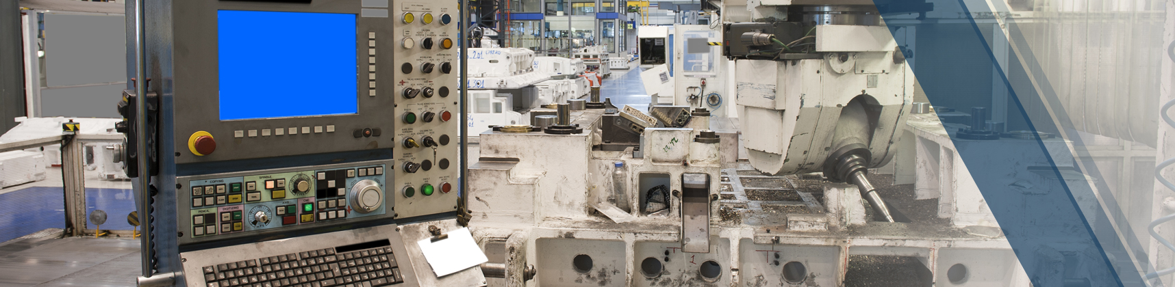 Obsolete controllers and components for plastic injection molding machines